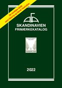 AFA - Skandinavien 2022 - Frimærkekatalog m. spiralryg
