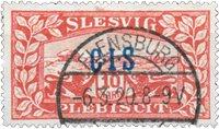 Slesvig 1920 - AFA Tj 14 - Oblitéré