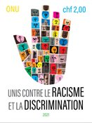FN - Imod racisme og diskrimination - Geneve - Postfrisk frimærke
