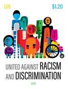 FN - Imod racisme og diskrimination - New York - Postfrisk frimærke