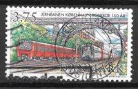 Danimarca - AFA 1148x - timbrato