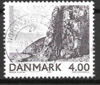 Danimarca - AFA 1315x - timbrato