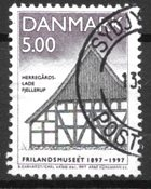 Danimarca - AFA 1141x - timbrato