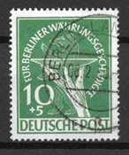 Berlino 1949 - AFA 68 - timbrato