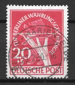 Berlino 1949 - AFA 69 - timbrato