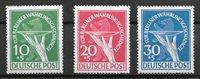 Berlino 1949 - AFA 68-70 - Nuevo