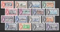 Colonie Britanniche 1964 - MICHEL190-205 - NUOVO