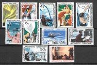 Colonie Britanniche 1966 - MICHEL 8-18 - nuovo
