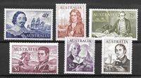 Colonie Britanniche 1966 - MICHEL 374-79 - nuovo