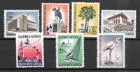 Colonias Británicas 1962 - MICHEL 311-18 - Nuevo con charnela