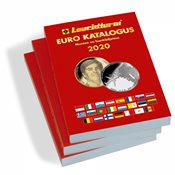 Euro Catalogue for coins and banknotes 2020 - Dutch
