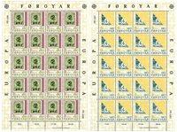 Færøerne - AFA 37-38 - Postfrisk - helark