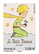 Frankrig - Den lille Prins - Postfrisk frimærke