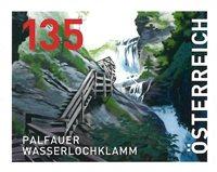 Østrig - Palfauer Wasserloch - Postfrisk frimærke
