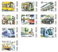 Åland - Exhibition stamps 2019 DIV - Diverse