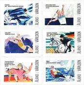 Åland - Exhibition stamps 2020 DIV - Diverse