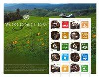 FN - World Soil Day - Postfrisk ark