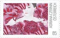 Østrig - Adriana Czernin - Postfrisk frimærke
