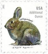 Etats-Unis - Brush Rabbit - Timbre neuf