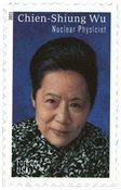USA - Chien-Shiung Wu - Postfrisk frimærke