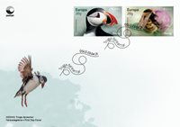 Norway - EUROPA 2021 Endangered National Wildlife - First Day Cover