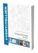 Yvert & Tellier - Europe S à Y vol. 5 2021 - Catalogue de cotation