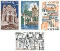France - YT ND2081/84 - Non-dentelé