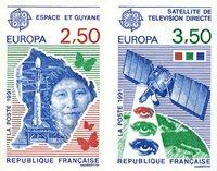 France - YT ND2696/97 - Non-dentelé