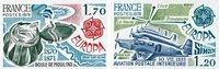 France - YT ND2046/47 - Non-dentelé