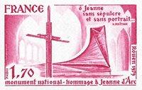 Frankrig - YT ND2051 - Utakket