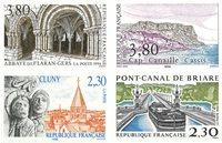 France - YT ND2657/60 - Non-dentelé