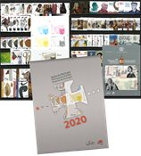 Portugal - Jaarset 2020 - Jaarset postfris