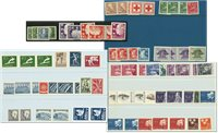 Sweden - Mint collection - 1945-1965