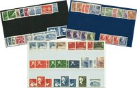 Sweden - Mint collection - 1945-1959