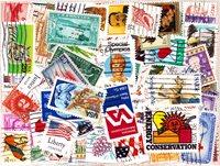 USA - Frimærkepakke - 265 forskellige
