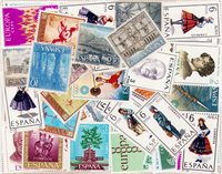 Spanien - Postfrisk dubletlot