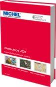 Michel - Europe de l'Ouest 2021 - Catalogue de cotation