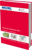 MICHEL - Iberian Peninsula 2021 - Stamp catalogue