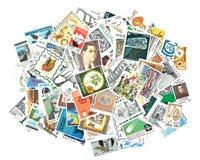 250 francobolli nuovi differenti Messico