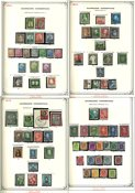 West Germany - Interesting collection in 1 album -  1949-1988