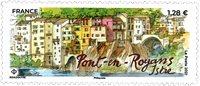 Frankrig - Pont-En-Royans - Postfrisk frimærke