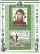 Frankrig - Napoleon - Postfrisk miniark