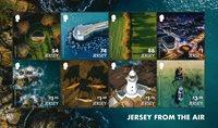 Jersey - Jersey fra oven - Postfrisk miniark