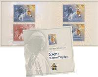 Ungarn - Paven folder * - Postfrisk sæt