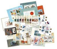 Norge - 30 forskellige miniature og miniark - Postfrisk