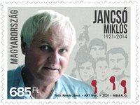Ungarn - Miklos Jansco - Postfrisk frimærke