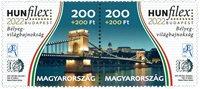 Ungarn - Hunfilex 2022 - Postfrisk sæt 2v