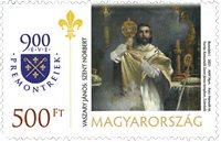 Ungarn - Premontre ordenen - Postfrisk frimærke