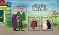Ungarn - Frakk - Postfrisk miniark