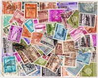 Bangladesh - 60 forskellige - Stemplet